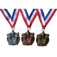 Medalii tematice sah-set